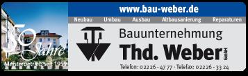 Bauunternehmung Theodor Weber GmbH